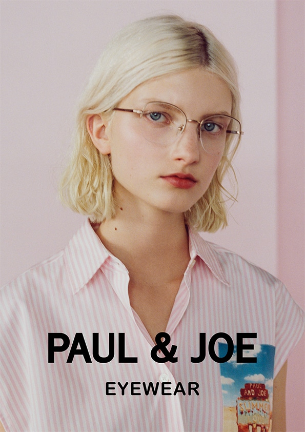 Lunettes Paul & Joe, Fashion, mais pas victime 1